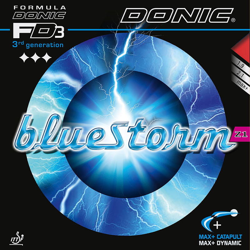 Donic bordtennisgummi Bluestorm Z1