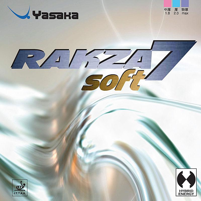 Yasaka Rakza 7 Soft - en mjukare variant än Rakza 7