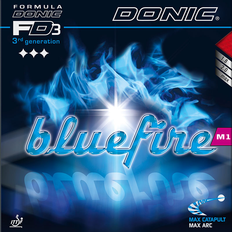 Donic bordtennisgummi Bluefire M1