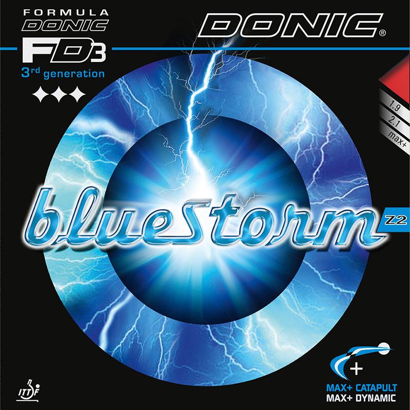 Donic bordtennisgummi Bluestorm Z2